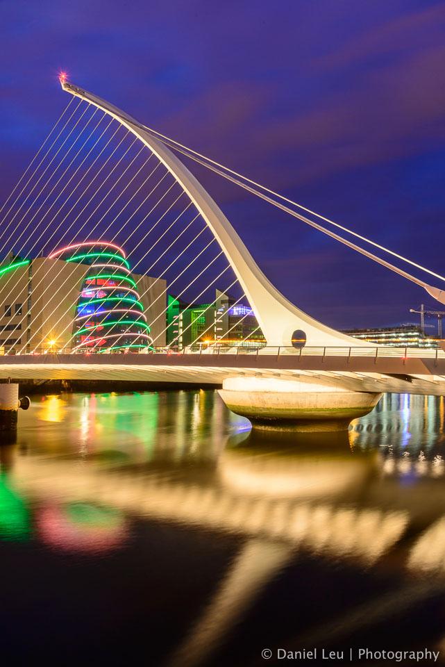 Sundial Bridge - Dublin